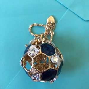 Jewelry - Soccer Ball Necklace Pendant